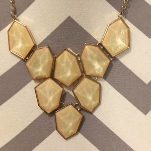 Forever 21 statement necklace.
